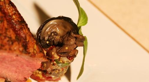 Wild Burgundy Snail Tian